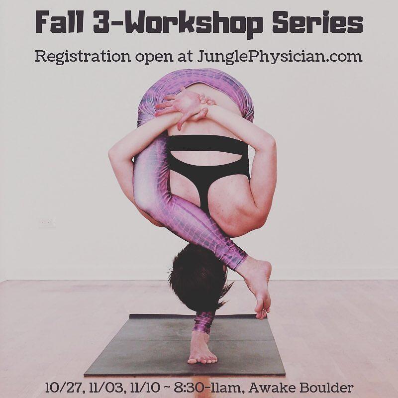 Awake Boulder Yoga Studio